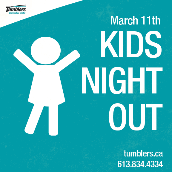 Kids Night Out March 11 2017