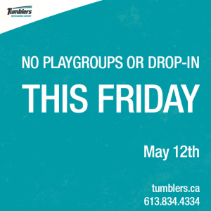 no drop in this friday